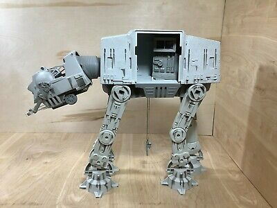 $ CDN188.07 • Buy Vintage Star Wars Action Figure Vehicle AT-AT Imperial Walker Great Tested Works
