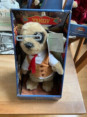 £4.99 • Buy  Compare The Meerkat Soft Toy, Yakov With Ear Tag & Certificate, BNIB
