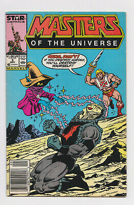 $27 • Buy Masters Of The Universe #9 / Star Marvel / He-Man / Orko