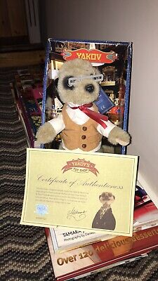 £1.20 • Buy Yakov Meerkat Toy, Compare The Market. New In Original Box With Certificate