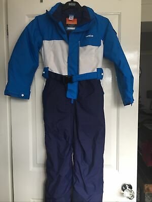£5 • Buy Boys All In One Snow Suit 8 Years