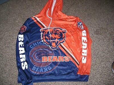 $8.99 • Buy NFL, Chicago Bears, Team Logo Hoody, Adult 2XL, Excellent Condition