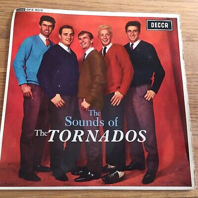 £2.95 • Buy The Sounds Of The TORNADOS Original UK Decca EP From 1962 Excellent Cond