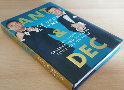 £12 • Buy Ant & Dec - Once Upon A Tyne - SIGNED BY BOTH First Edition Brand New