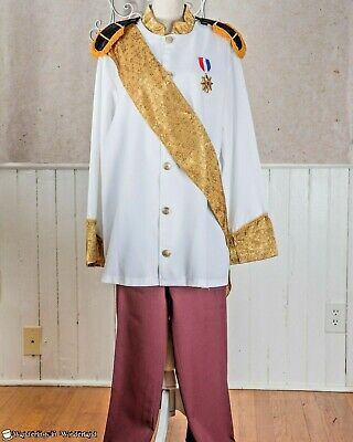 $60 • Buy ROYAL PRINCE CHARMING In Character Theater Renaissance Faire Costume, 2X-Large
