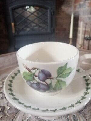 £4 • Buy Portmerion Pomona Coffee Cup And Saucer