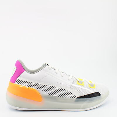£69.99 • Buy Puma Clyde Hardwood Retro White Synthetic Unisex Lace Up Trainers 194045 01