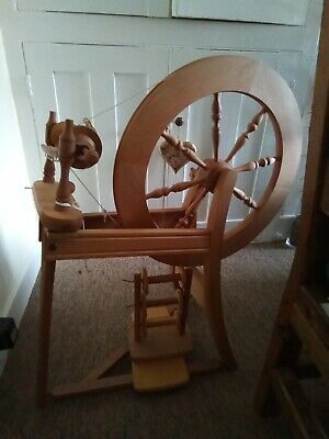 £320 • Buy Ashford Spinning Wheel - Purchased But Unused Due To Health Conditions.