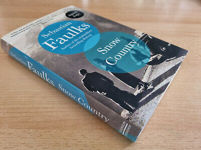 £15.99 • Buy Snow Country By Sebastian Faulks SIGNED UK First Edition First Print IN HAND