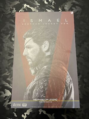 £0.99 • Buy Limtoys Ismael Leather Jacket Version 1/6 Scale Metal Gear Solid V
