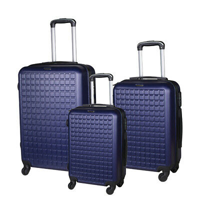 """View Details Suitcase Lightweight Luggage With Spinner Wheels, 3-Piece Set (20""""/24""""/28"""") NEW • 108.00$"""