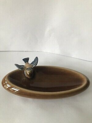 £7.50 • Buy Collectable Wade Trinket Jewellery Dish-Whimsey Whimtray. VGC. Bird Design