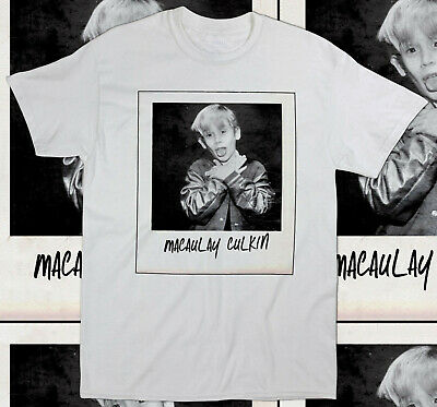 £13.99 • Buy *New* Macaulay Culkin T Shirt / Retro 90s 1990s Home Alone Indie Hipster