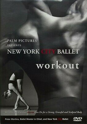 £2.99 • Buy The New York City Ballet Workout (DVD)  [UK Compatible] [Multi-buy]