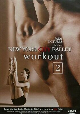 £2.99 • Buy The New York City Ballet Workout 2 (DVD)  [UK Compatible] [Multi-buy]