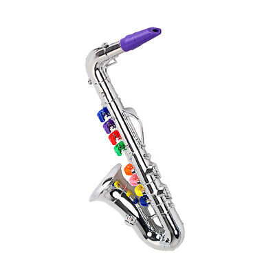 £12.70 • Buy 1 Pc Trumpet Toy Professional 8 Rhythms Durable Saxophone For Children