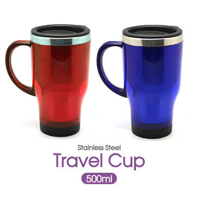 AU15.99 • Buy NEW Explorer Mug Travel Cup Stainless Steel Insulated Coffee Thermal Bottle AU