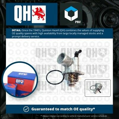 £17.21 • Buy Coolant Thermostat Fits OPEL CORSA C 1.4 00 To 09 Z14XE QH 1338003 9129907 New
