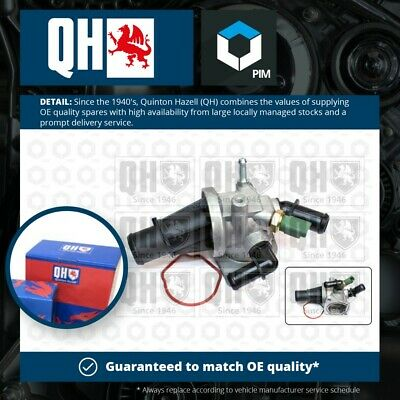 £25.86 • Buy Coolant Thermostat Fits OPEL CORSA C 1.3D 03 To 09 QH 1338841 4708757 55224023