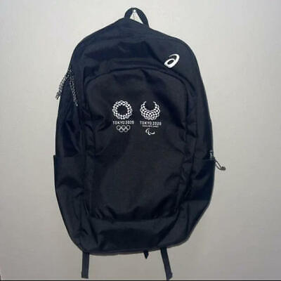 £245.64 • Buy Tokyo Olympics 2020 Asics Backpack Emblem For The Press Only 25L (28x49x17cm)