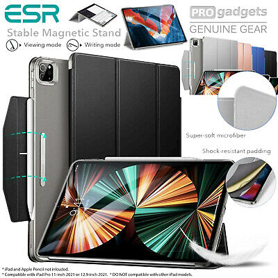 AU31.99 • Buy For IPad Pro 11/ 12.9 2021 Case Genuine ESR Ascend Trifold Hard With Clasp Cover