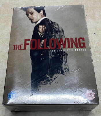 £14.99 • Buy The Following: The Complete Series DVD Region 2 - Just Damage To Casing See Pics