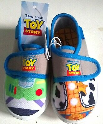 £7.49 • Buy Kids Canvas Shoes / Pumps / Trainers Disney's Toy Story. UK SIZE 7. Free Postage