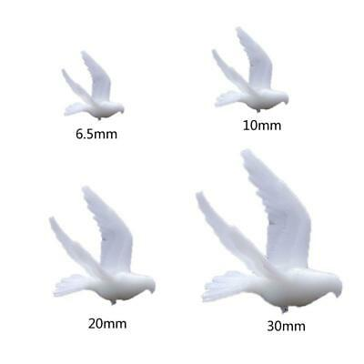 £3.03 • Buy 5Pcs Silicone Dove Of Peace Model Resin Mold Landspace Resin Jewelry Fillings