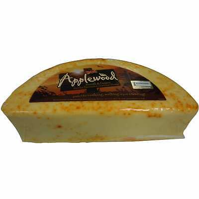 £23.99 • Buy Applewood Cheddar Cheese With Smoke Flavouring - 1x1.5kg