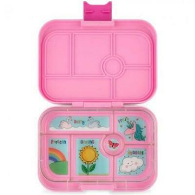 AU39.95 • Buy NEW Yumbox Original Lunch Box -  Bento Box - 6 Compartments - Power Pink