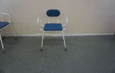 £29.95 • Buy NEW Aidapt  Perching Stool With Arms And Back - Collect Only