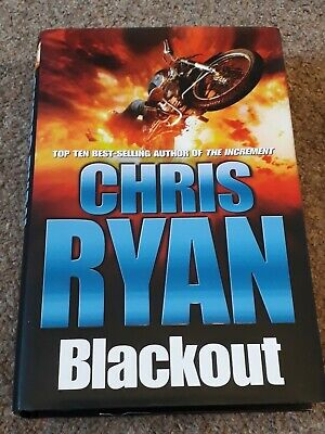 £15 • Buy Blackout - Chris Ryan - First Edition  - Signed  - Published By Century
