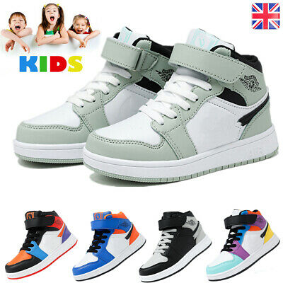 £19.99 • Buy Kids Boys Girls Trainers Children Comfort Sports Fashion Size Running Gym Shoes