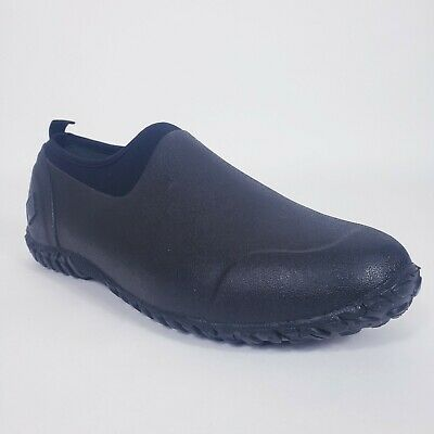 £36.55 • Buy The Original Muck Boot Company Men's Size 14 Black Camp Shoes VGC!