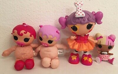 £15 • Buy Lalaloopsy Dance With Me  Doll - Peanut Big Top & 3 Other Lalaloopsy