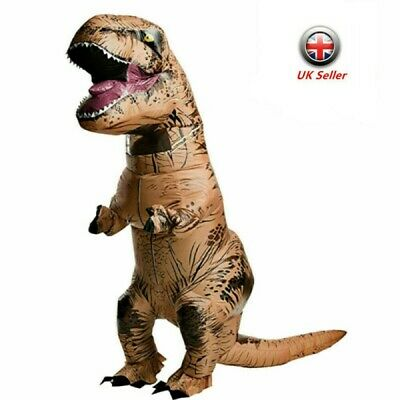 £28.96 • Buy T-Rex Ride On Dinosaur Inflatable Costume Cosplay Party Fancy Dress