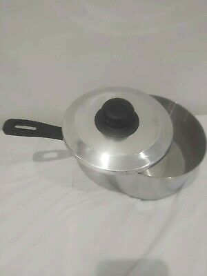 £6.99 • Buy 6  Inches Aluminium Cooking Stock Stew Soup Catering Pan Pot
