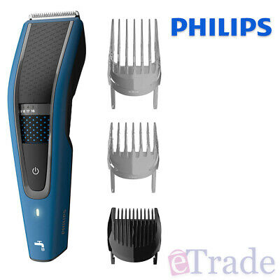 AU89.90 • Buy Philips Series 5000 Cordless Washable Hair Clipper Trimmer Groomer HC5612/15