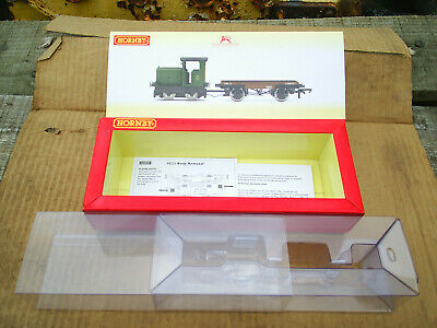 £20 • Buy Hornby R3706 EMPTY BOX For Ruston & Hornsby 48DS Army 802 Loco And Wagon