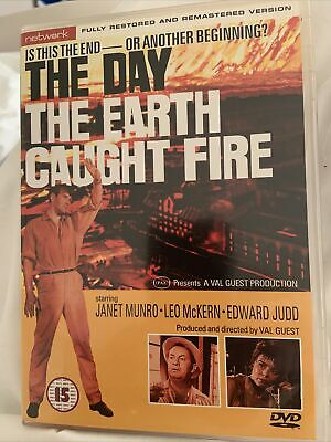 £4.97 • Buy The Day The Earth Caught Fire