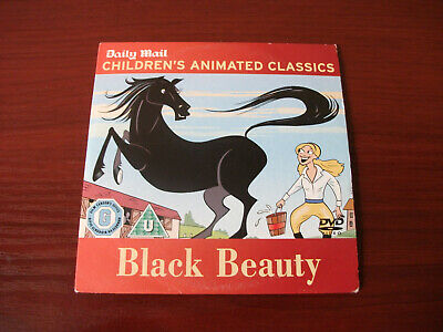£1.60 • Buy Daily Mail Children's Animated Classics Black Beauty Promo DVD