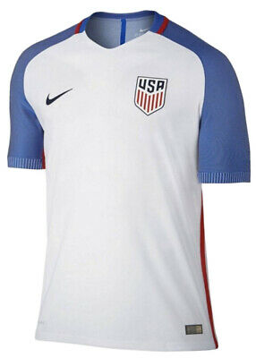 £49.99 • Buy Usa National Team 2016/2017 Home Football Shirt Jersey Nike Size Large Adult New
