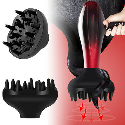 AU8.39 • Buy Hairdressing Salon Diffuser Tool Universal Blower Curly Hair Dryer Professional