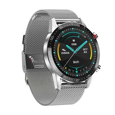 AU47.99 • Buy Waterproof Smart Watch Blood Pressure Oxygen Heart Rate Monitor For Android IOS