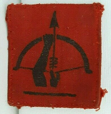 £15 • Buy British Army WW2 Anti-Aircraft Command  Formation Sign Patch 1st Pattern Printed