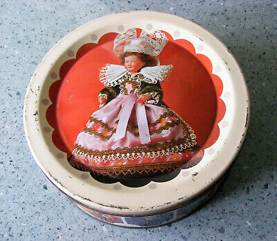 £4.99 • Buy Rare Vintage Mackintosh's Quality Street Tin With Doll Images