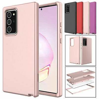 AU12.75 • Buy For Samsung Galaxy S10 S9 S8 Note 20 10 8 Case Heavy Duty Rugged 360 Phone Cover