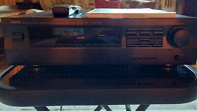 £40 • Buy Yamaha DSP-E492 Amplifier/Processor Incl Remote - In Good Used Condition