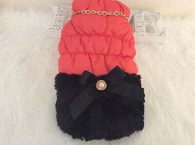 £15 • Buy Gorgeous Puffa Style Coat Great For Chihuahuas Or Other Small Breeds