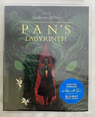 £20.36 • Buy Pan's Labyrinth (Criterion Collection) [New Blu-ray]